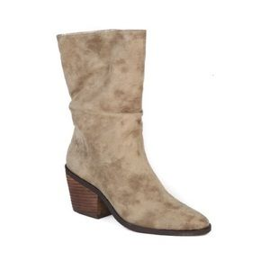 New Band of Gypsies Crash Slouch Pointed Bootie